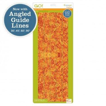 Accuquilt Go Strip Cutter Die 1.5 in 5 strips