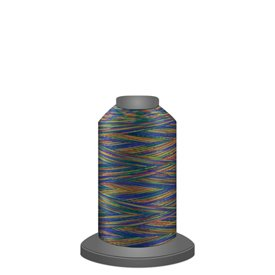 Glide Affinity 1000m Polyester | #60158|Rainbow