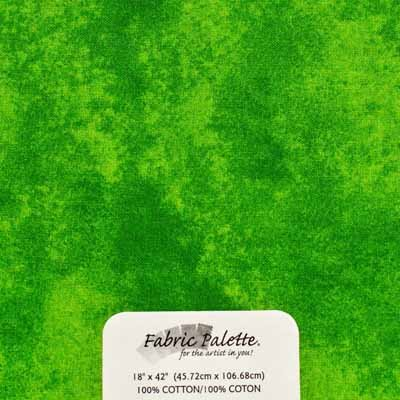 Fat Half  Pre-Cut Fabric - Texture II - Grass Green