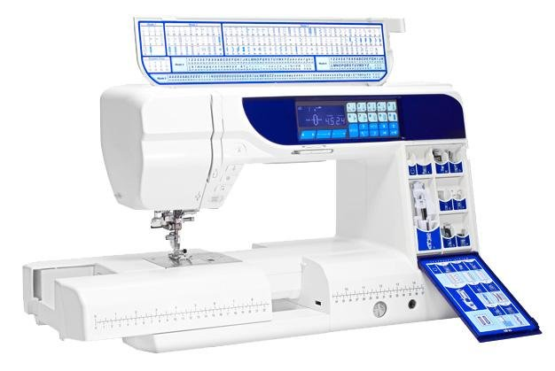 Elna 730 Sewing Machine (No Table)