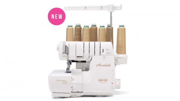 BABY LOCK ACCOLADE SERGER