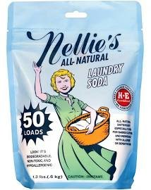 Nellie's All Natural Laundry Soda 726 g