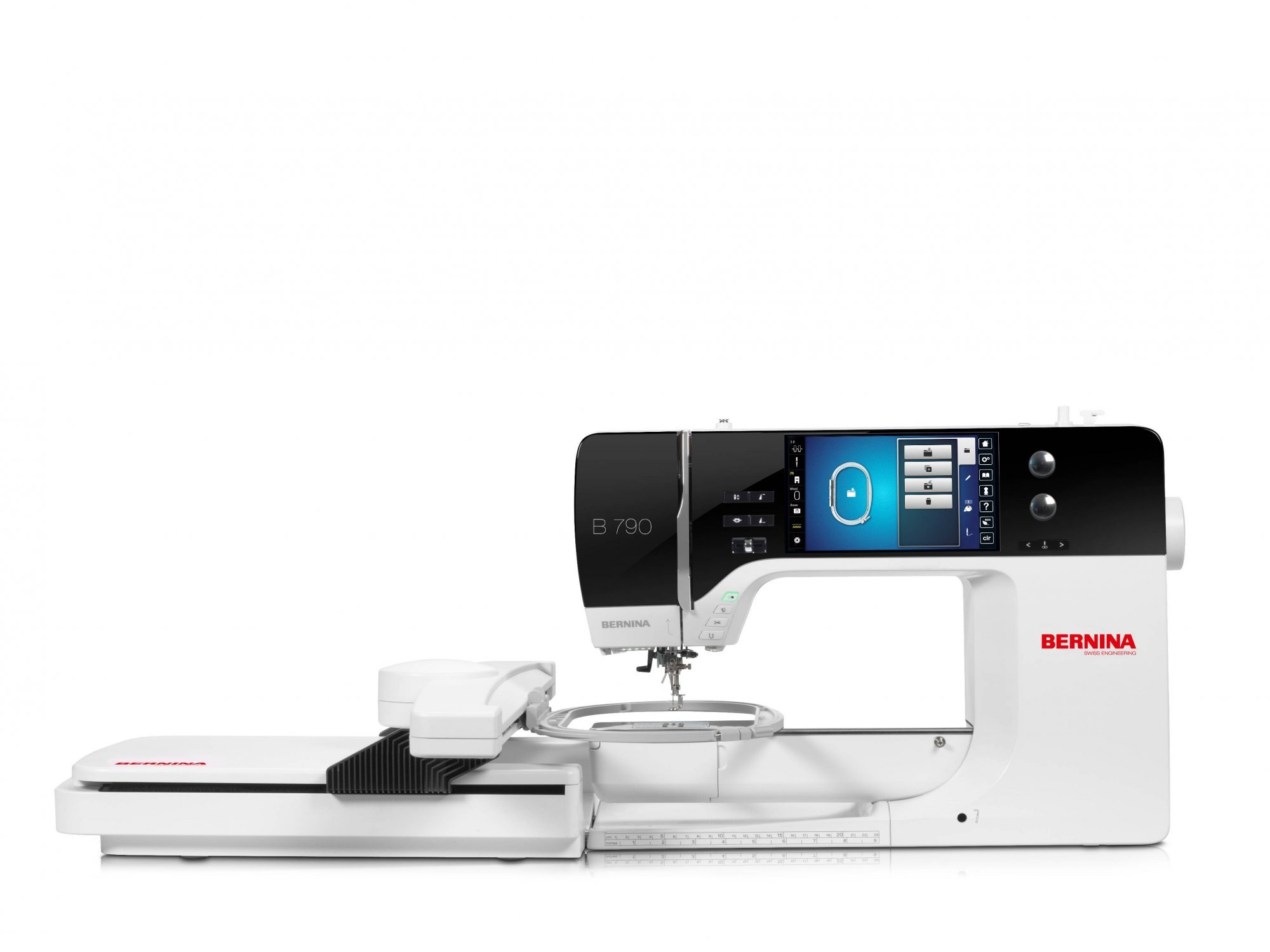Bernina 790 E Plus Sewing & Embroidery Machine