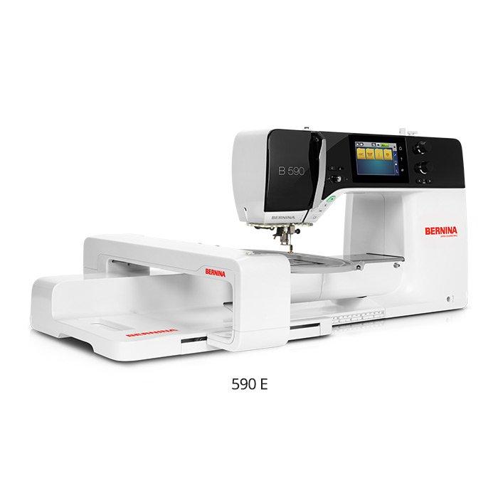 Bernina 590E Sewing Machine (with Embroidery Attachment)