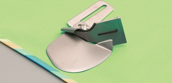 Double Fold Bias binder Foot 28mm BLES8 BLCS
