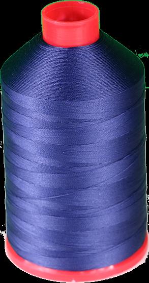 Tex 30, Color 4180 (blue) nylon thread 250G Spool