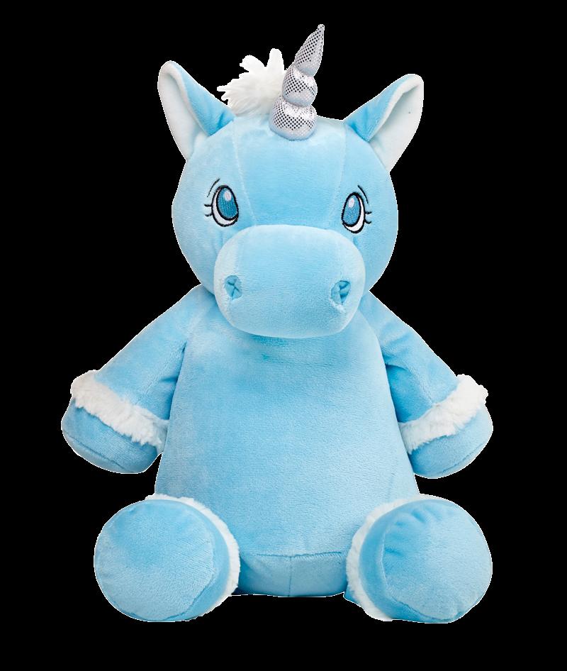 Cubbies Blue Unicorn