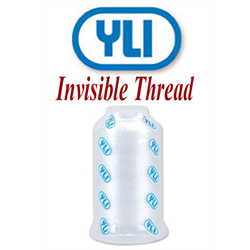 Wonder Invisible Thread | 100% Nylon Clear | 1500 yds