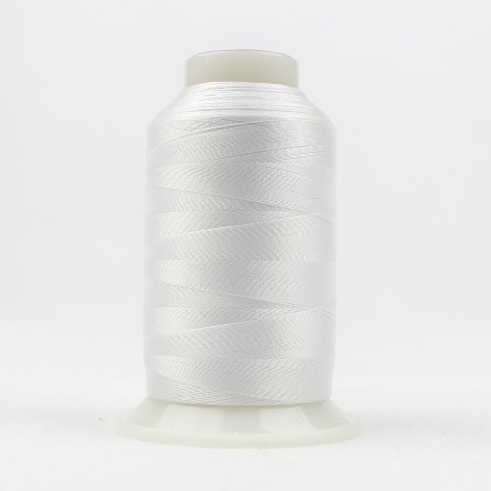 DecoBob Cottonized Polyester 80 wt 2000m 104 white