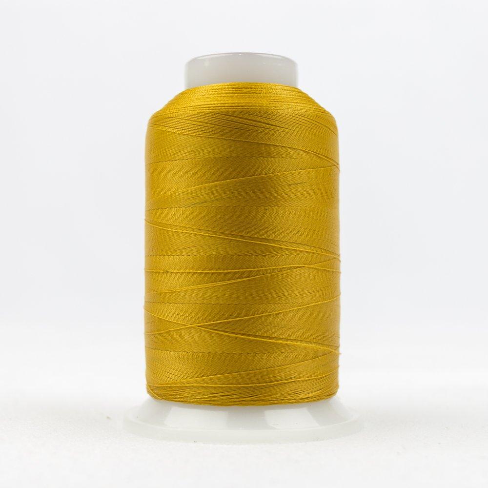 DecoBob Cottonized Polyester 80 wt 2000m 131 Soft Gold