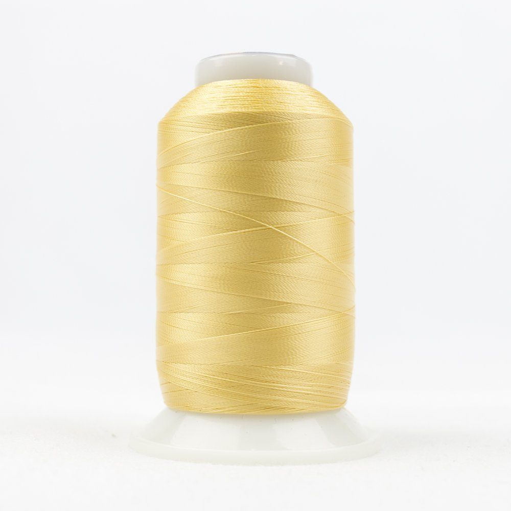 DecoBob Cottonized Polyester 80 wt 2000m 138 Soft Gold