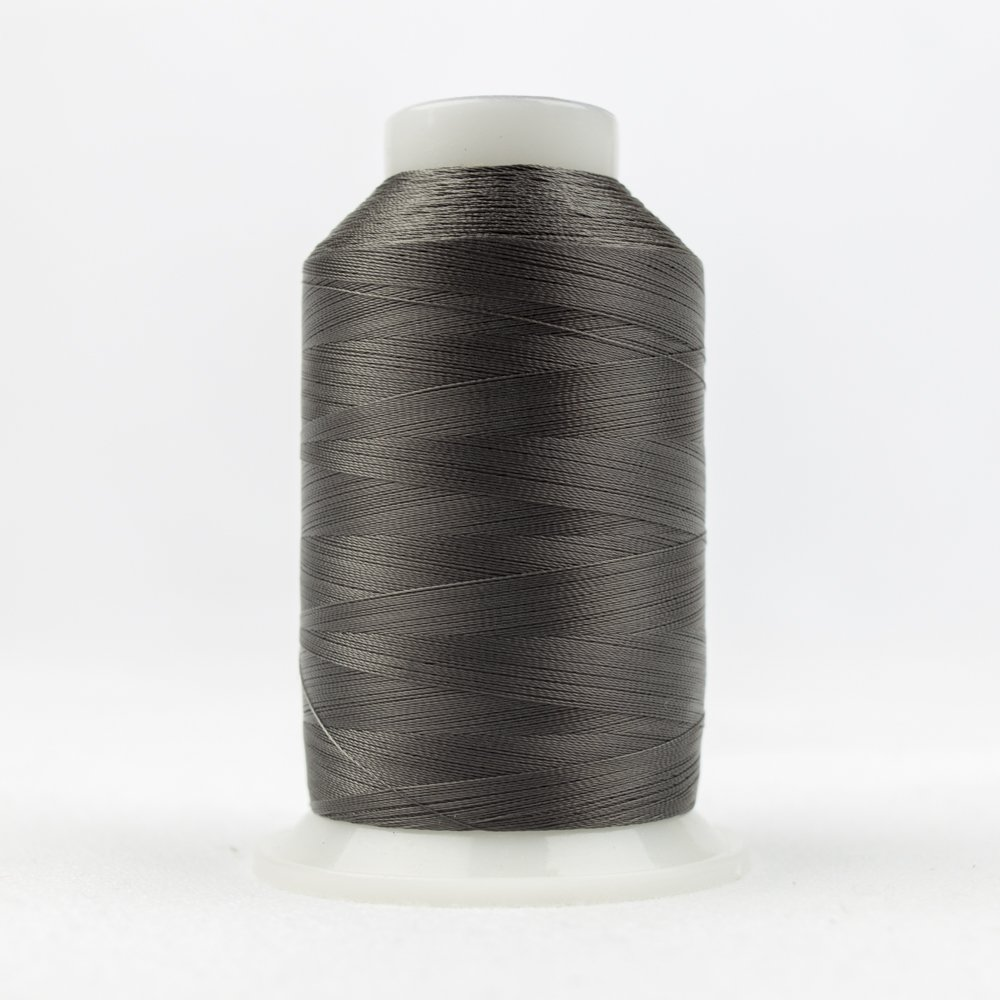 DecoBob Cottonized Polyester 80 wt 2000m 168 Charcoal