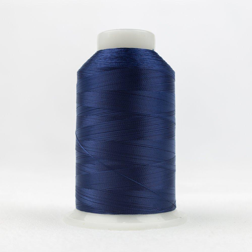DecoBob Cottonized Polyester 80 wt 2000m 301 Navy