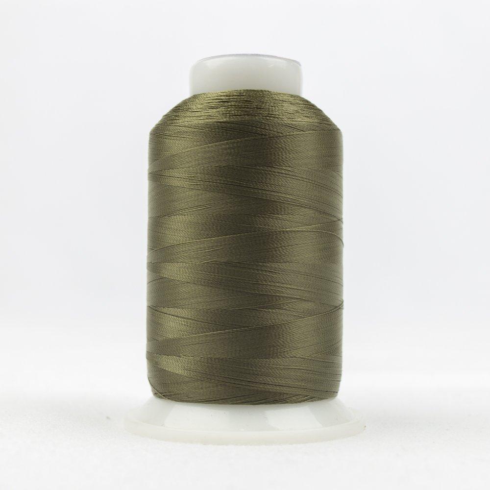 DecoBob Cottonized Polyester 80 wt 2000m 506 Moss Green