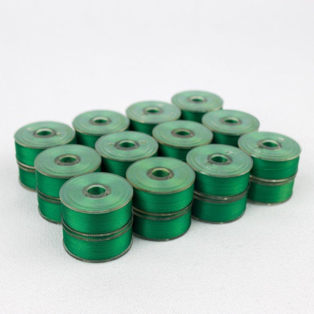 Deco Bob Class M Prewound 193 M 3 pc 511 Emerald Green