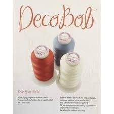 Colour Booklet  Wonderfil Deco-Bob