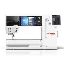 Bernina 880E Plus Sewing & Embroidery Machine