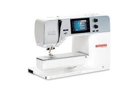 Bernina 590E Sewing Machine Only