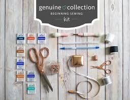Genuine Collection Beginning Sewing Kit