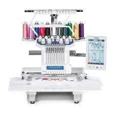 Brother PR1055X 10 Needle Embroidery machine