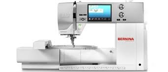 Bernina 570QE Sewing & Embroidery Machine
