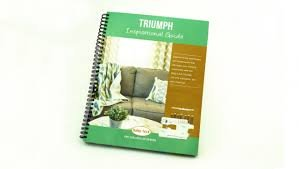 Inspiration Guide Workbook Babylock Triumph