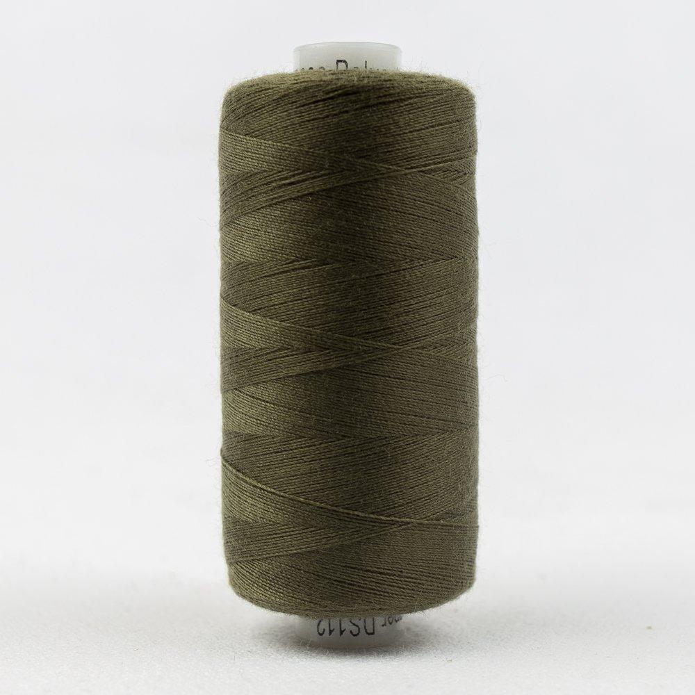 Designer Polyester 40 wt 1000 m 112 Verdun Green