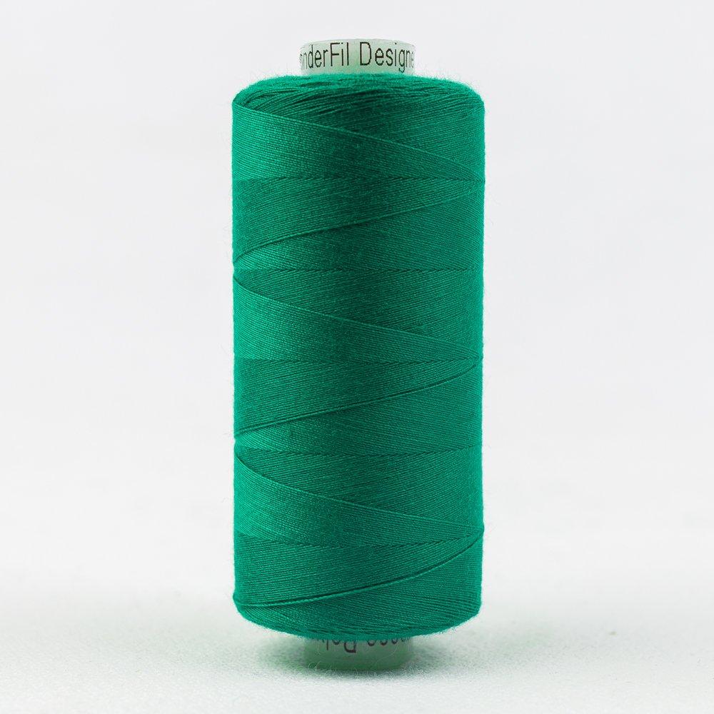 Designer Polyester 40 wt 1000 m 147 Elf Green