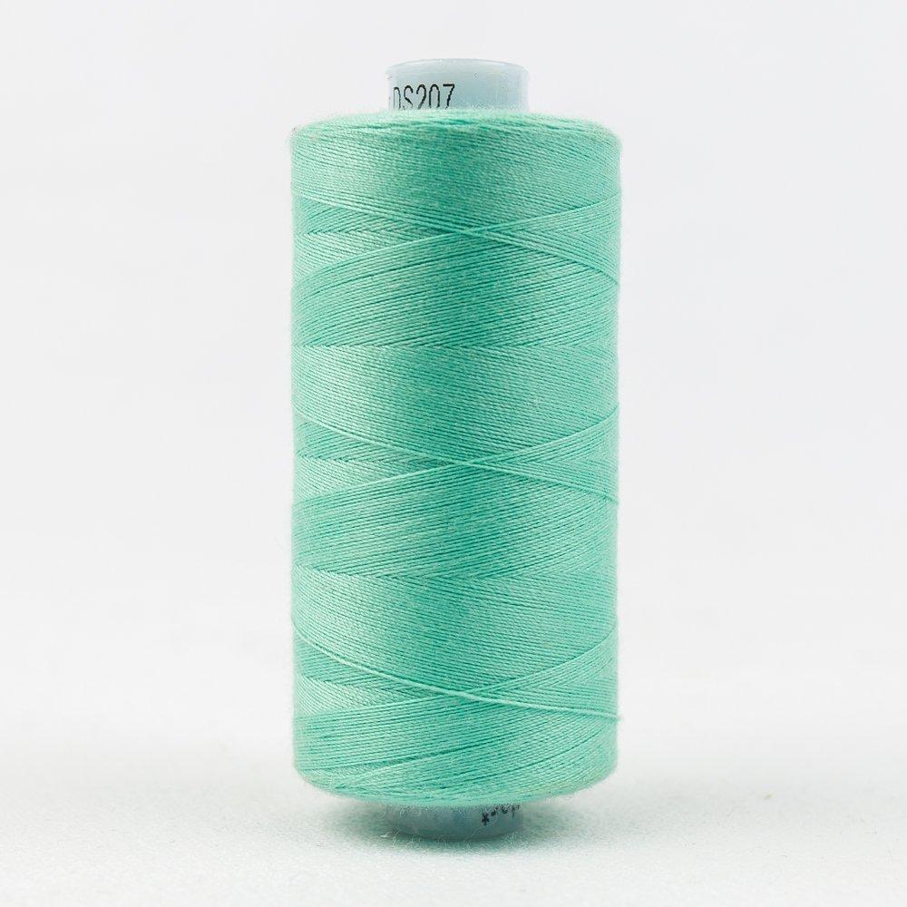 Designer Polyester 40 wt 1000 m 207 Silver tree