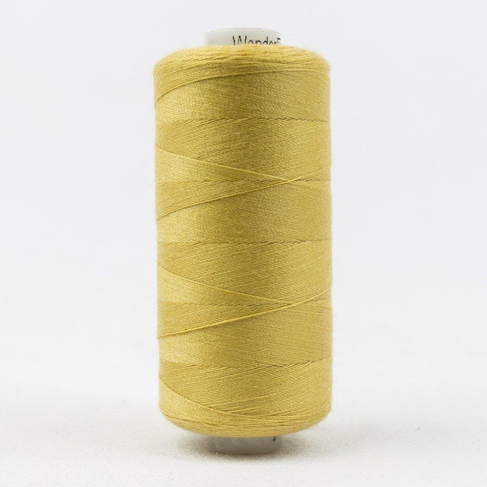 Designer Polyester 40 wt 1000 m 337 Golden Sand