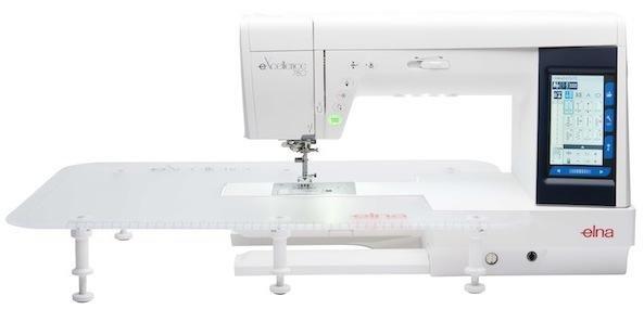 Elna 760 Sewing Machine (NoTable)