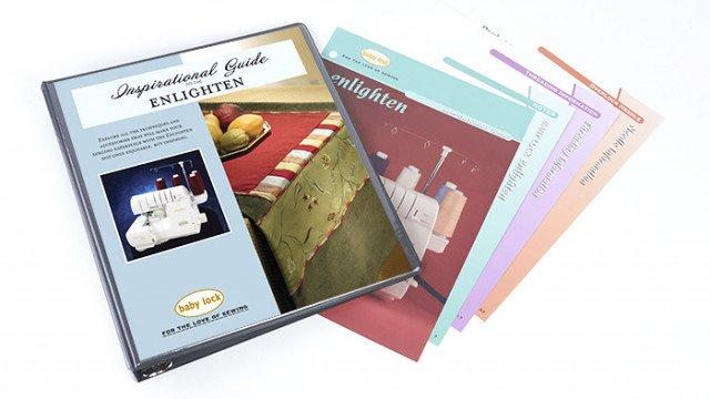 Inspiration Guide Workbook Babylock Enlighten