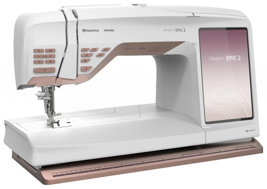 Husqvarna Epic 2 Sewing & Embroidery Machine