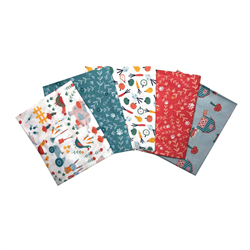 Farm Day Fat Quarter Bundle 5 pc