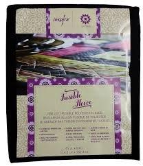 Fusible Fleece | 45 x 60 | Black