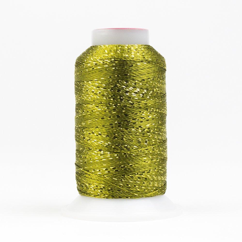 GlaMore 12 Wt Rayon Metallic 274m 4120 Olive