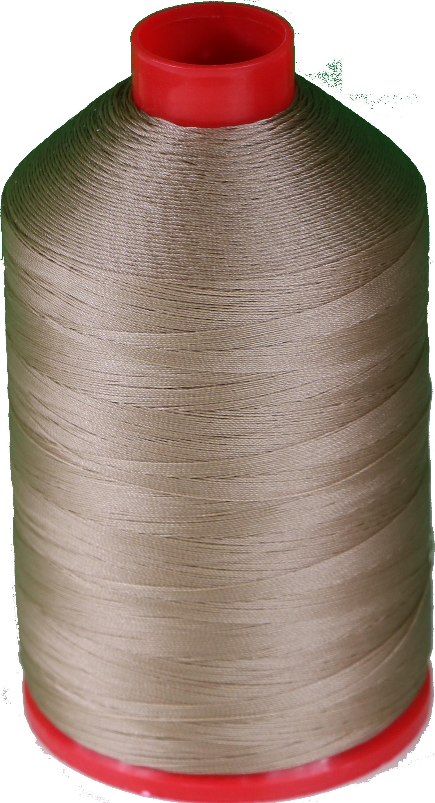 Tex 30, Color 4109 (grey brown) nylon thread 250G Spool