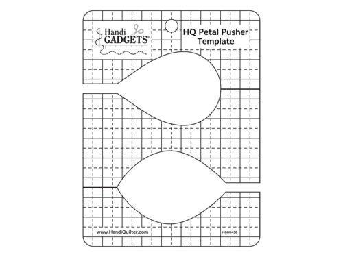 ROM 3 Petal Pusher Template