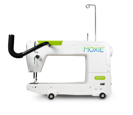 HQ Moxie with littlefoot frame