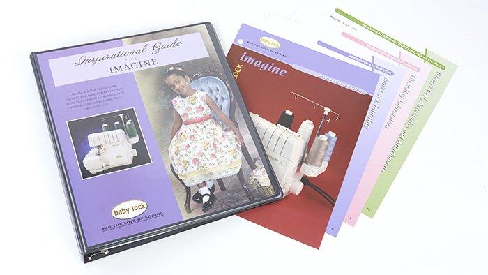 Inspiration Guide Workbook Babylock Victory