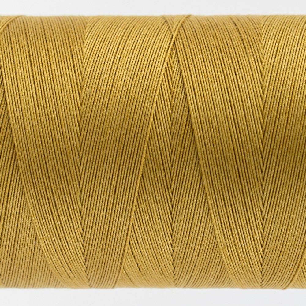 Konfetti Thread 50 Wt 1000m #401 Dark Gold