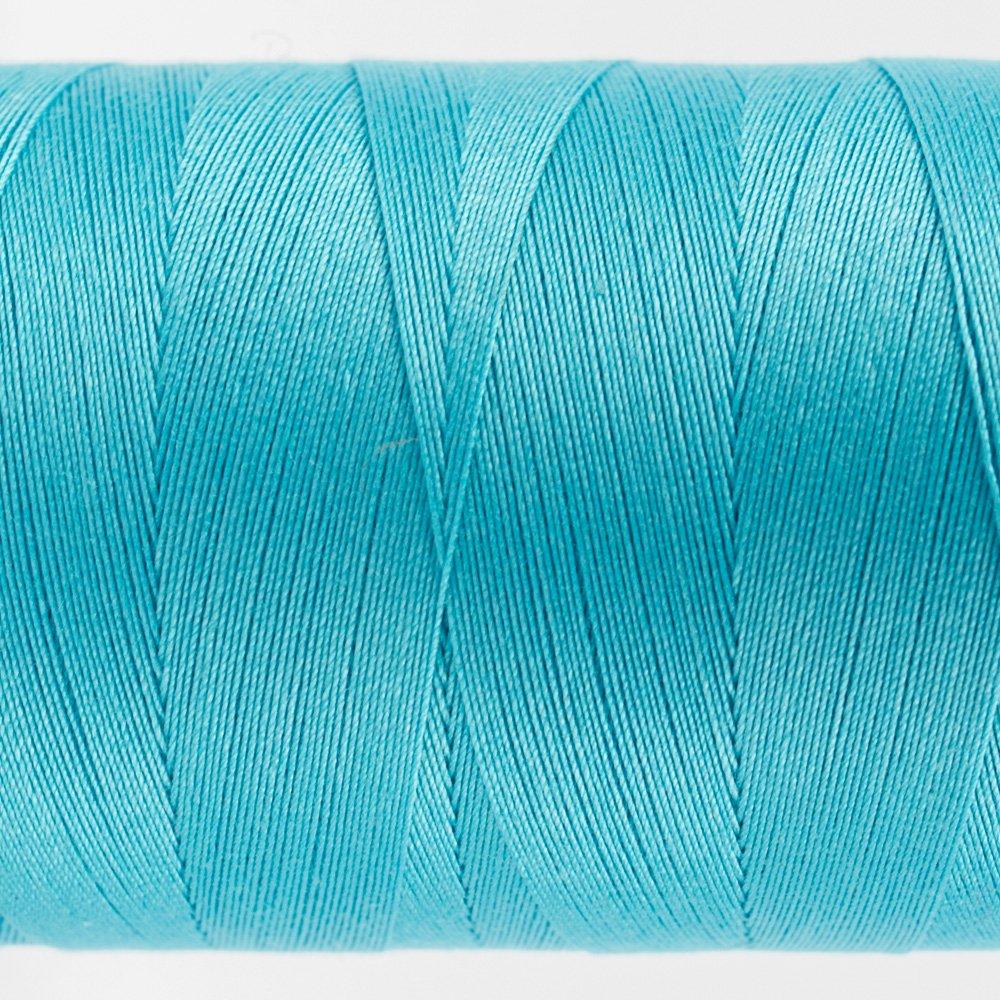 Konfetti Thread 50 Wt 1000m #608  Medium Peacock Blue