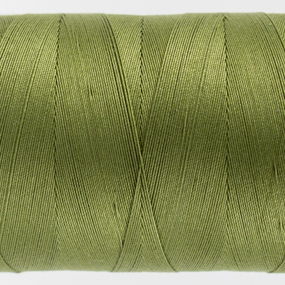 Konfetti Thread 50 Wt  1000m #612 Olive Green