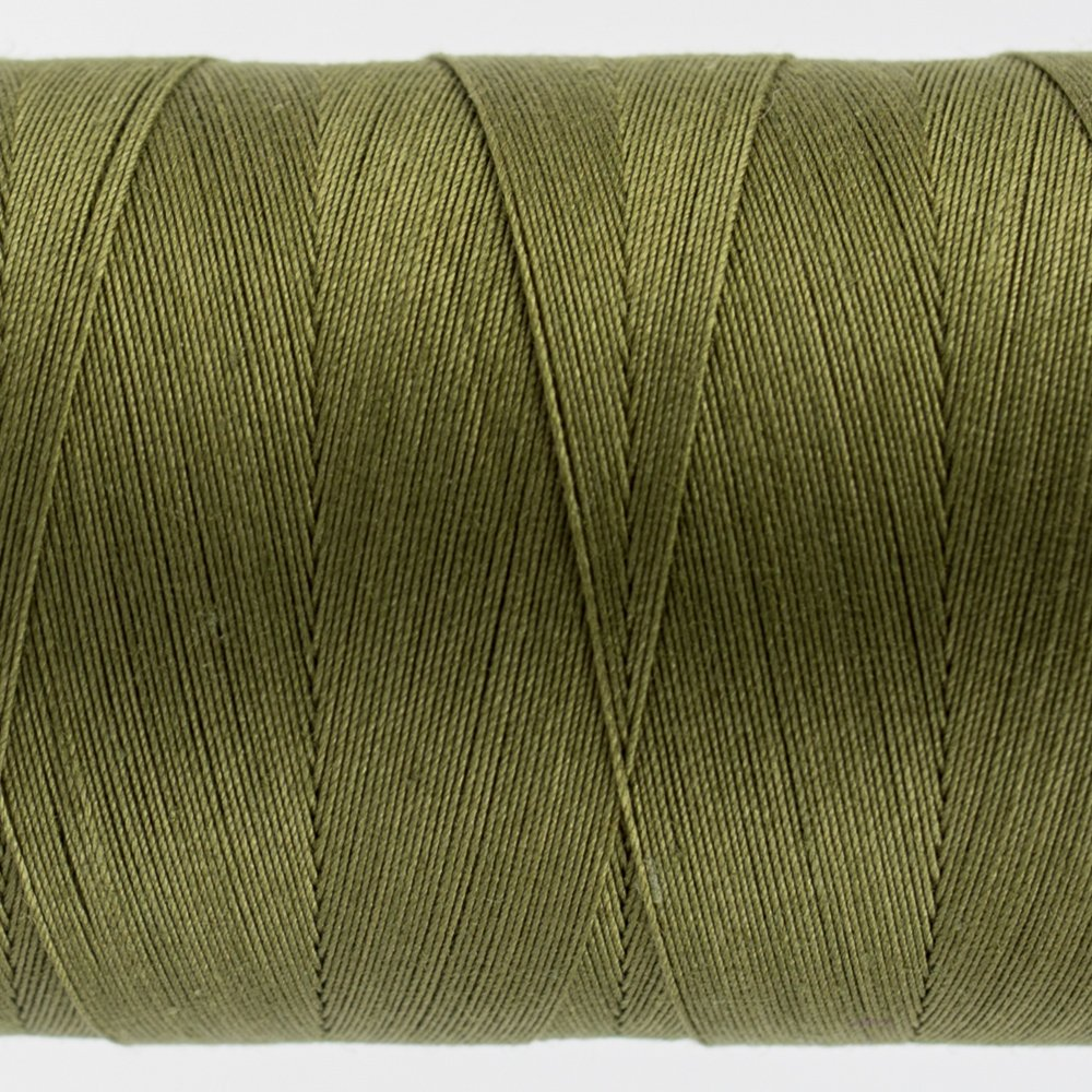 Konfetti Thread 50 Wt   1000m #703 Avocado Green
