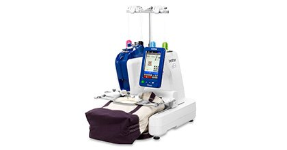 Brother Persona PRS100 Single-Needle Home Embroidery Machine