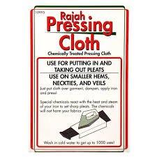 Rajah Pressing Cloth