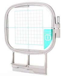 Embroidery Hoop 100x100 Brother Babylock Ellageo Ult2001/2D/3D