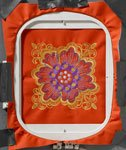 Embroidery frame Quilt  200 X 200 MM   8 X 8 Inch