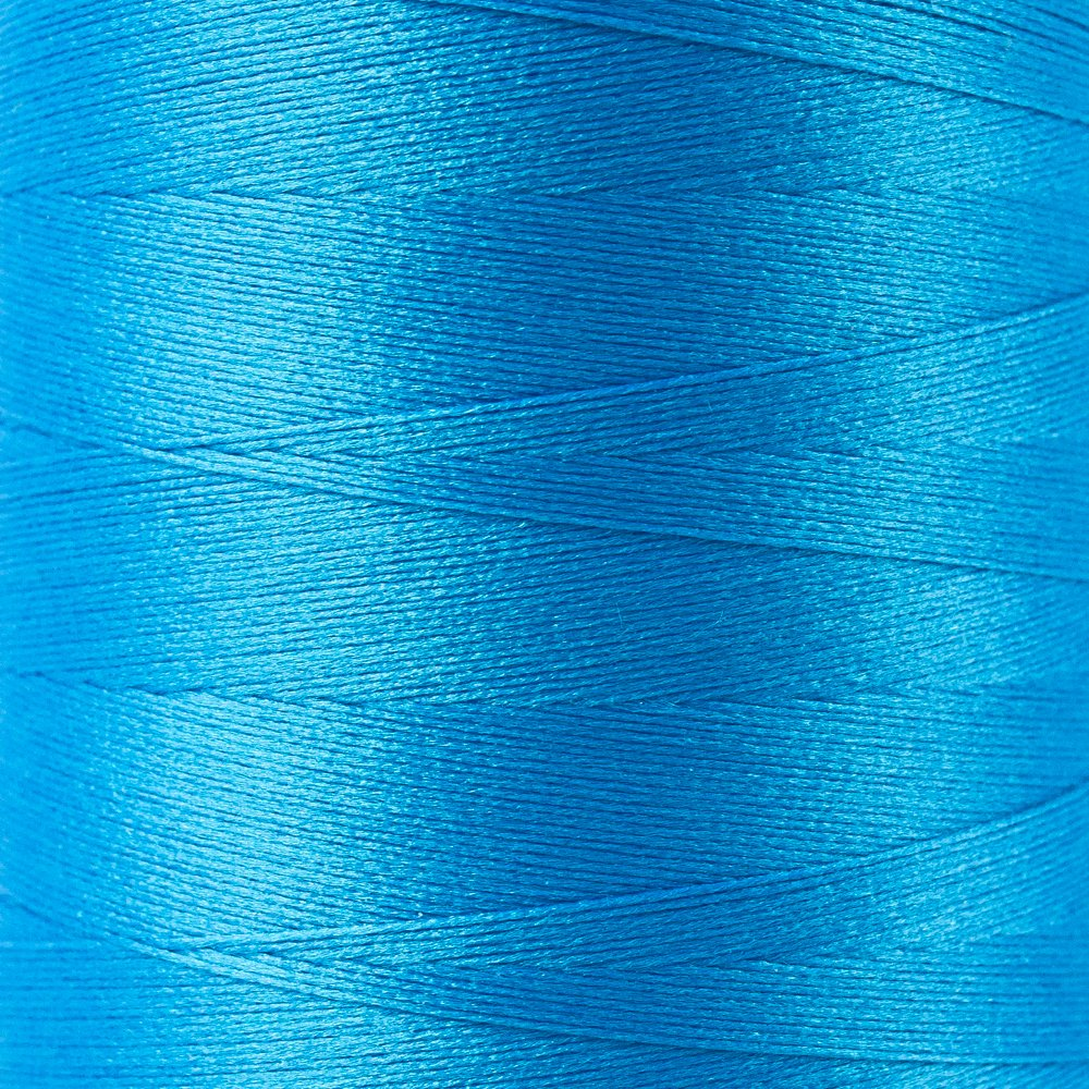 SoftLoc Wooly Poly thread 1005m 08 Neon Blue