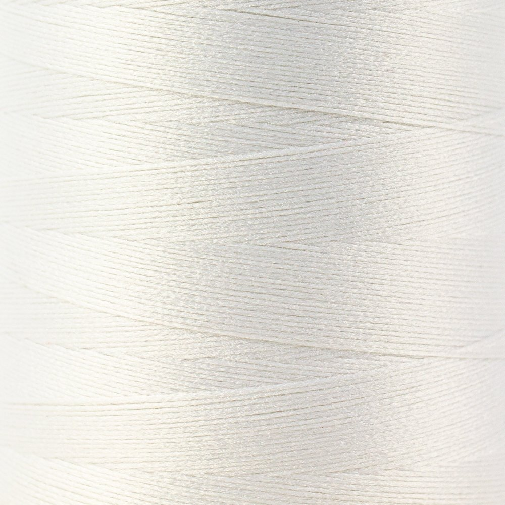SoftLoc Wooly Poly thread 1005m 75 Off White